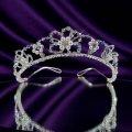 Lady Isabella blossom handmade bridal tiara