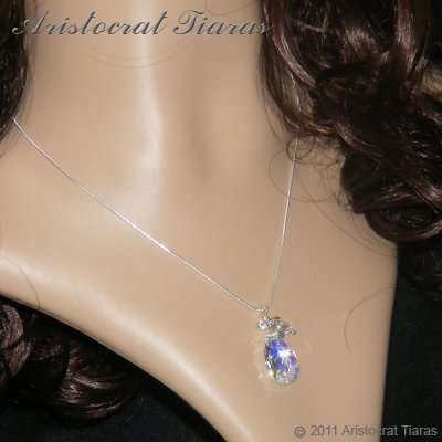 Countess Mia handmade Swarovski 925 necklace picture 7